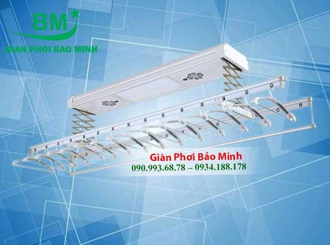 Giàn Phơi Thông Minh Điện Tử BM-8013FS Giá Rẻ